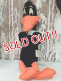 ct-140415-04 Daffy Duck / Mighty Star 70's Plush Doll