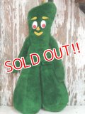 ct-140415-03 Gumby / 1988 Plush doll