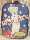 ct-140408-27 Pillsbury / Poppin' Fresh 1998 Pot Holder