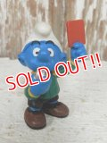 """ct-140409-11 Smurf / PVC """"Red Card"""" #20472"""