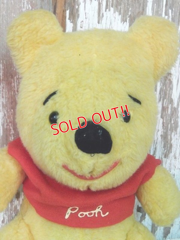 画像2: ct-140516-65 Winnie the Pooh / Sears 70's Plush Doll