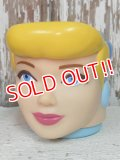 ct-140429-10 Cinderella / Applause 90's Face mug