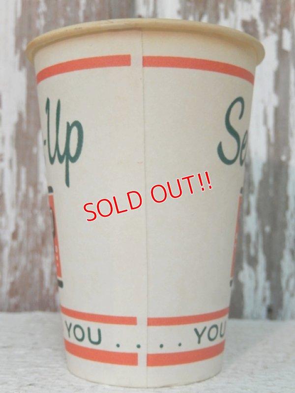 画像3: dp-140508-41 7up / 60's Paper Cup