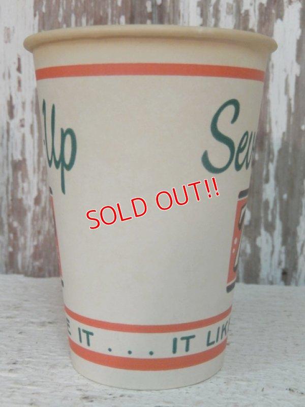 画像4: dp-140508-41 7up / 60's Paper Cup