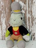 ct-140516-69 Jiminy Cricket / Sears 80's Plush doll