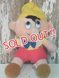 ct-140516-68 Pinocchio / 70's-80's Plush doll