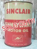 dp-140508-14 Sinclair / 50's-60's Oil Can