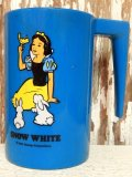 ct-110111-56 Snow White / 70's Plastic Mug