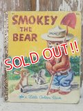 bk-140610-05 Smokey Bear / 70's Picture Book
