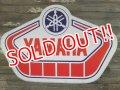 ad-140408-01 YAMAHA / Vintage Sticker