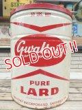 dp-140617-02 Gwaltney Pure Lard / Vintage Tin Can