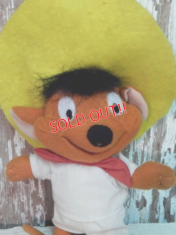 画像2: ct-140516-62 Speedy Gonzales / 90's Plush Doll