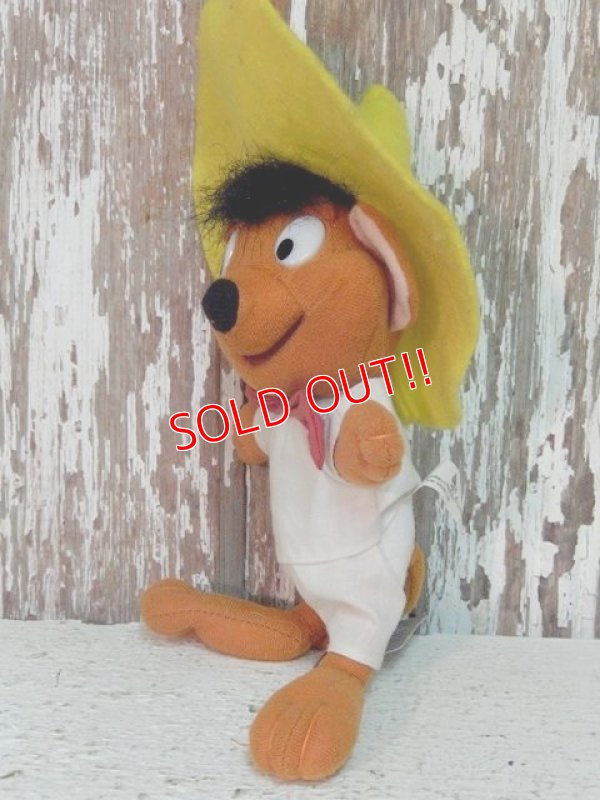 画像3: ct-140516-62 Speedy Gonzales / 90's Plush Doll