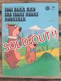 bk-140610-09 Yogi Bear / The Teeny Weeny Mountain1974 Picture Book
