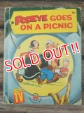 bk-140610-14 Popeye / 50's Picture Book