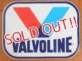 dp-140702-04 Valvoline / Vintage Sticker