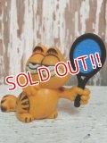 "ct-140708-11 Garfield / 80's PVC ""Tennis"""