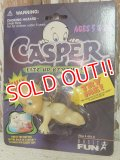 ct-140724-11 Casper / 90's Lite Up Keychain