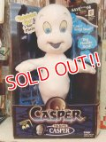 ct-140724-04 Casper / Tyco 90's Talking Plush Doll