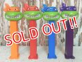 pz-130917-04 Teenage Mutant Ninja Turtles / 90's PEZ Dispenser (Angry)