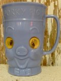 ct-140722-31 Porky Pig / Vintage Plastic Mug