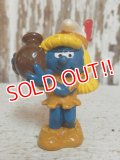 "ct-140715-15 Smurfette / PVC ""Indian"" #20167"
