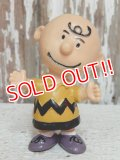 ct-140806-32 Charlie Brown / Schleich 90's PVC