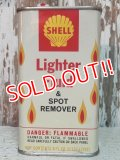 dp-140718-06 Shell / 60's Lighter Fluid & Spot Remover Oil Can