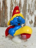 "ct-140806-15 Smurf / PVC ""Grand Bazaar"""