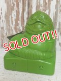 ct-140826-10 Jabba the Hutt / 1981 Bubblebath Bottle