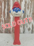 pz-130917-04 Papa Smurf / 90's PEZ Dispenser