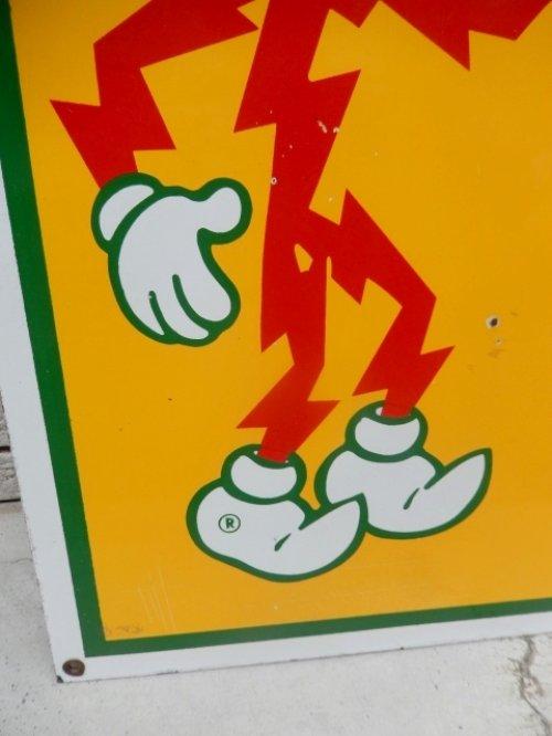 """他の写真2: dp-111215-04 Reddy Kilowatt / """"PACIFIC POWER & LIGHT COMPANY"""" 60's sign"""