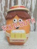 "ct-140902-11 McDonald's / 1988 McNUGGET BUDDIES ""Popcorn Vender"""