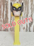 pz-130917-04 Wolverine / 2000's PEZ Dispenser