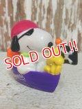 """ct-140909-21 Snoopy / Whitman's 2001 PVC """"Pirate"""""""