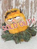 "ct-140909-25 Garfield / R.DAKIN 80's Plush Doll ""Hula"""