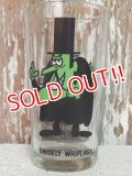 gs-140909-16 Snidely Whiplash / PEPSI 70's Collector series glass