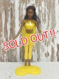 "ct-141001-10 Barbie / McDonald's 1999 Meal Toy ""Sit In Style Barbie"""