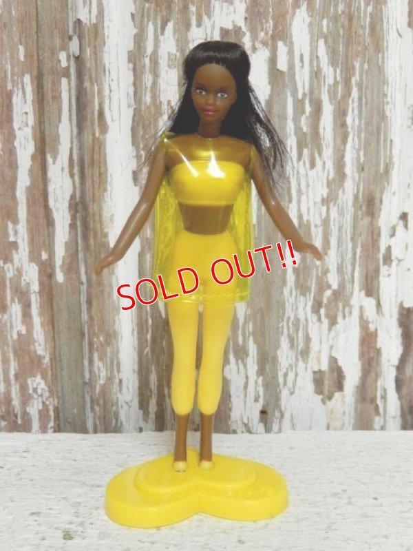 """画像1: ct-141001-10 Barbie / McDonald's 1999 Meal Toy """"Sit In Style Barbie"""""""