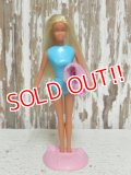"ct-141001-10 Barbie / McDonald's 1999 Meal Toy ""Malibu Barbie"""