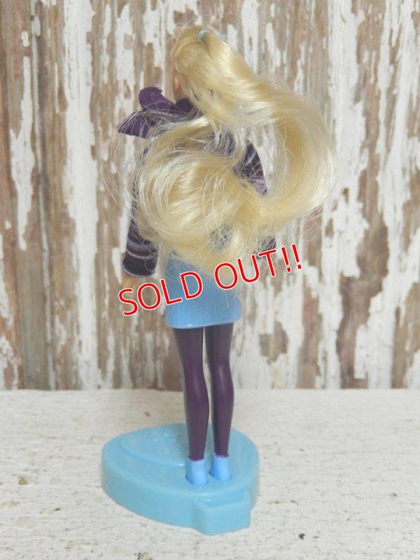 """画像4: ct-141001-10 Barbie / McDonald's 1999 Meal Toy """"Chic Barbie"""""""