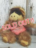 "ct-141002-06 ALF / 80's Plush doll ""No Problem ""Red"""