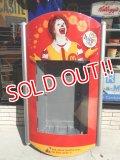 dp-141001-05 McDonald's / 2000's Happy Meal Display Case