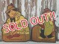 ct-141001-35 Pinocchio & Gideon / 40's Paper Toy