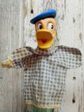 ct-141007-07 Donald Duck / Gund 50's Hand Puppet