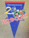 ct-141007-12 Walt Disney World / Celebrate the Future Hand in Hand 2000's Pennant