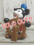 "ct-141014-25 Mickey Mouse / Applause PVC ""Steamboat Willie"""