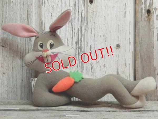 画像1: ct-141014-09 Bugs Bunny / DAKIN 70's Plush doll