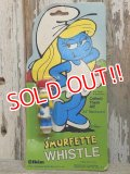 ct-141028-50 Smurfette / Helm 80's Whistle