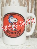 ct-141108-18 Snoopy / AVON 60's-70's Liquid Soap Mug